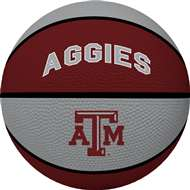 TEXAS A & M Aggies Rawlings Crossover Full Size Basketball
