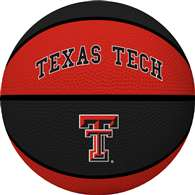 TEXAS TECH UNIVERSITY Red Raiders Rawlings Crossover Full Size Basketball
