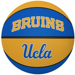 UCLA Bruins Full Size Crossover Basketball - Rawlings