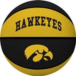 UNIVERSITY OF IOWA Hawkeyes Rawlings Crossover Full Size Basketball