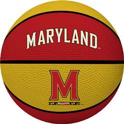 University of Maryland Terrapins Full Size Crossover Basketball - Rawlings