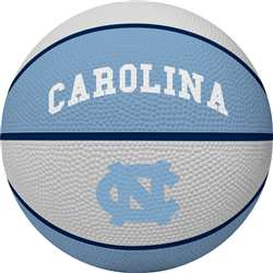 UNIVERSITY OF NORTH CAROLINA Tar Heels Rawlings Crossover Full Size Basketball