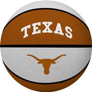 UNIVERSITY OF TEXAS Longhorns Rawlings Crossover Full Size Basketball