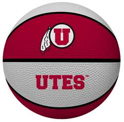 University of Utah Utes Full Size Crossover Basketball - Rawlings