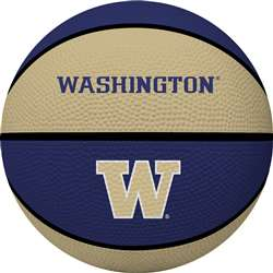 UNIVERSITY OF WASHINGTON Huskies Rawlings Crossover Full Size Basketball