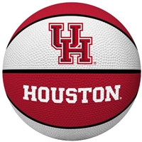 University of Houston Cougars Rawlings Crossover Full Size Basketball