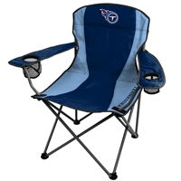 Tennessee Titans Folding Chair XL Big Boy NFL