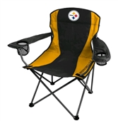 Pittsburgh Steelers Folding Chair XL Big Boy NFL