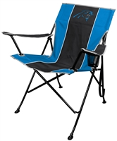 Carolina Panthers Folding Chair - TLG8 Tailgate Camp NFL