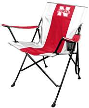 University of Nebraska Corn Huskers Folding Chair - Tailgate - Camping