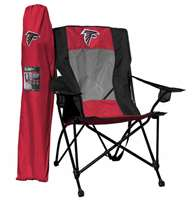 Atlanta Falcons High Back Folding Chair - Rawlings