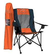 Chicago Bears High Back Folding Chair - Rawlings