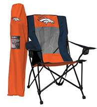 Denver Broncos High Back Folding Chair - Rawlings