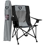 Oakland Raiders High Back Folding Chair - Rawlings