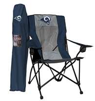 Los Angeles Rams High Back Folding Chair - Rawlings