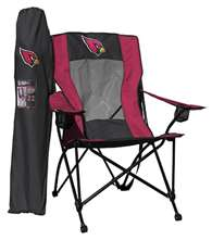 Arizona Cardinals High Back Folding Chair - Rawlings