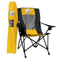 Pittsburgh Steelers High Back Folding Chair - Rawlings
