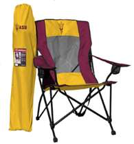 Arizona State University Sun Devils High Back Folding Chair