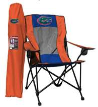 University or Florida Gators High Back Folding Chair