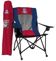University of Arizona Wildcats High Back Folding Chair
