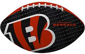 "NFL Cincinnati Bengals ""Gridiron"" Junior-Size Football"