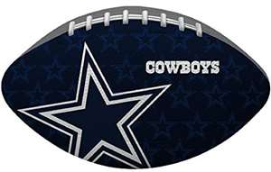 "NFL Dallas Cowboys ""Gridiron"" Junior-Size Football"