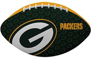 "NFL Green Bay Packers ""Gridiron"" Junior-Size Football"