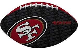 "NFL San Francisco 49ers ""Gridiron"" Junior-Size Football"