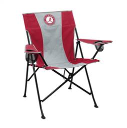University of Alabama Crimson Tide Pregame Folding Chair with Carry Bag