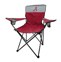 University of Alabama Crimson Tide Legacy Folding Chair with Carry Bag