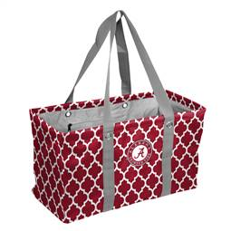 University of Alabama Crimson Tide Picnic Caddy Tote Bag