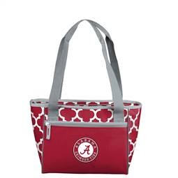 University of Alabama Crimson Tide 16 Can Cooler Tote Bag