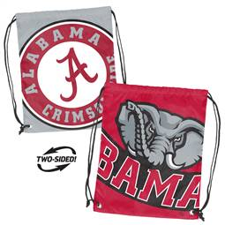 University of Alabama Crimson Tide Doubleheader Backsack 87D - Dbl Head Strin