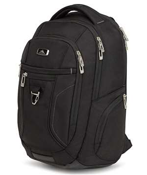High Sierra ENDEAVOR ESSENTIAL BACKPACK BLACK