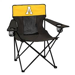 Appalachian State University Mountaineers Elite Chair Folding Tailgate