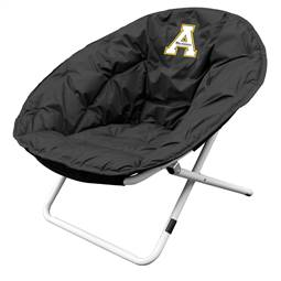 Appalachian State University Mountaineers Sphere Chair - Folding Dorm Room Tailgate