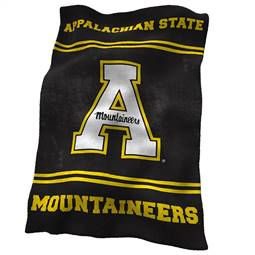 Appalachian State University Mountaineers Ultrasoft Throw Blanket