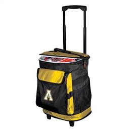 Appalachian State University Mountaineers 48 Can Rolling Cooler