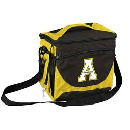 Appalachian State University Mountaineers 24 Can Cooler