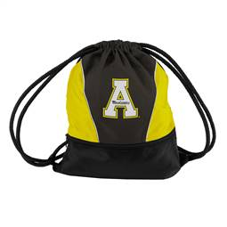 Appalachian State University Mountaineers Spirit String Pack Tote