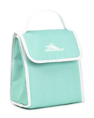 High Sierra CLASSIC LUNCH KIT AQUAMARINE/WHITE