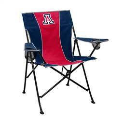University of Arizona Wildcats Pregame Folding Chair with Carry Bag
