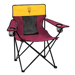Arizona State University Sun Devils Elite Folding Chair with Carry Bag