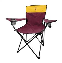 Arizona State University Sun Devils Legacy Folding Chair with Carry Bag