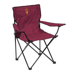 Arizona State Universtity Sun Devils Chair Adult Quad Folding Chair