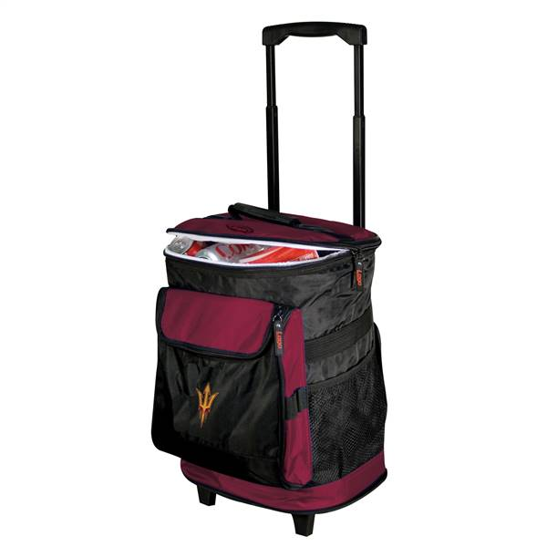 Arizona State University Sun Devils 48 Can Rolling Cooler