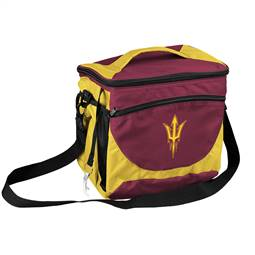 Arizona State University Sun Devils 24 Can Cooler