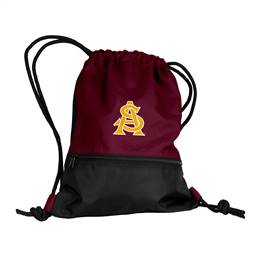 Arizona State University Sun Devils String Pack Tote Bag Backpack Carry Case