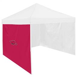 University of Arkansas Razorbacks Side Panel Wall for 9 X 9 Canopy Tent
