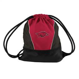 University of Arkansas Razorbacks Spirit String Pack Tote